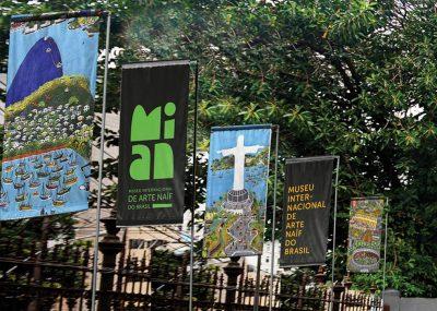 MIAN – Museu Internacional de Arte Naïf do Rio de Janeiro