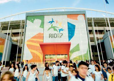RIO 2007 – Pan American Games in Rio