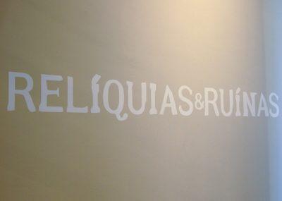 RELÍQUIAS E RUÍNAS [Relics and Ruins]
